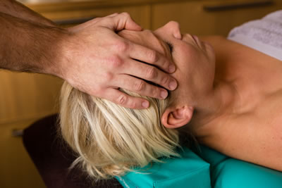 Stress management massage in Thame