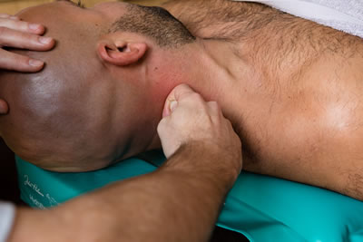 Pain and injury massage treatment